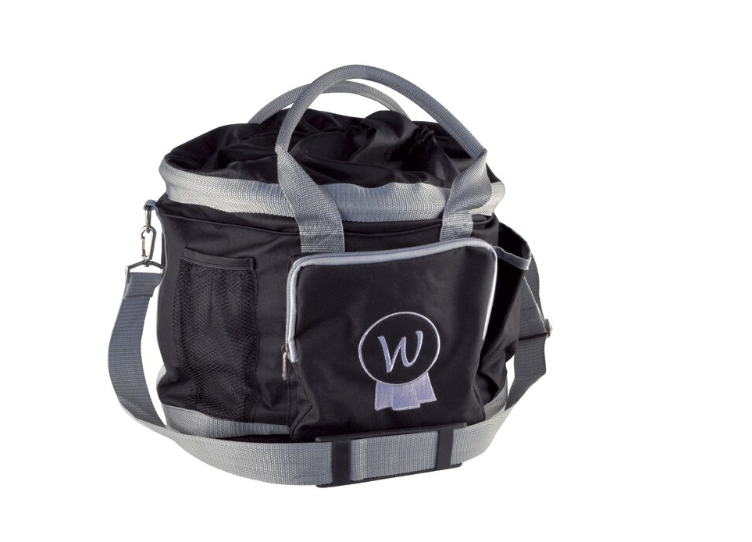 WH Grooming Tote Black & Grey