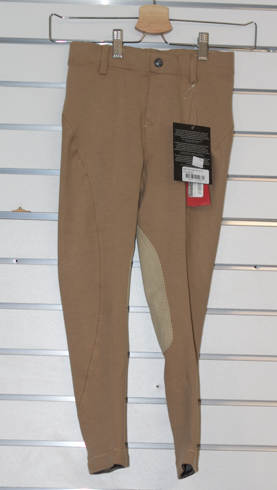 Kids 8 Elation Red Label Breeches