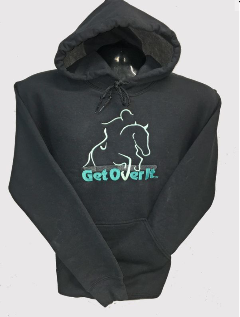"""Get Over It"" Jumper Hoodie"