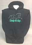 """Step It Up"" Dressage Hoodie"