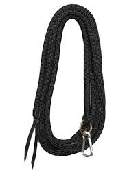 "14"" Burwash Kanga lead rope w clip"