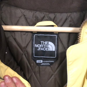 Large Women's North Face Jacket