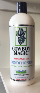 Cowboy magic rose water conditioner