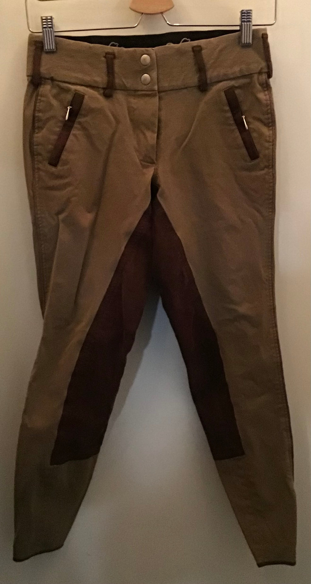 Goode Rider full seat breeches 26R