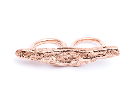 Rose Waves Ring