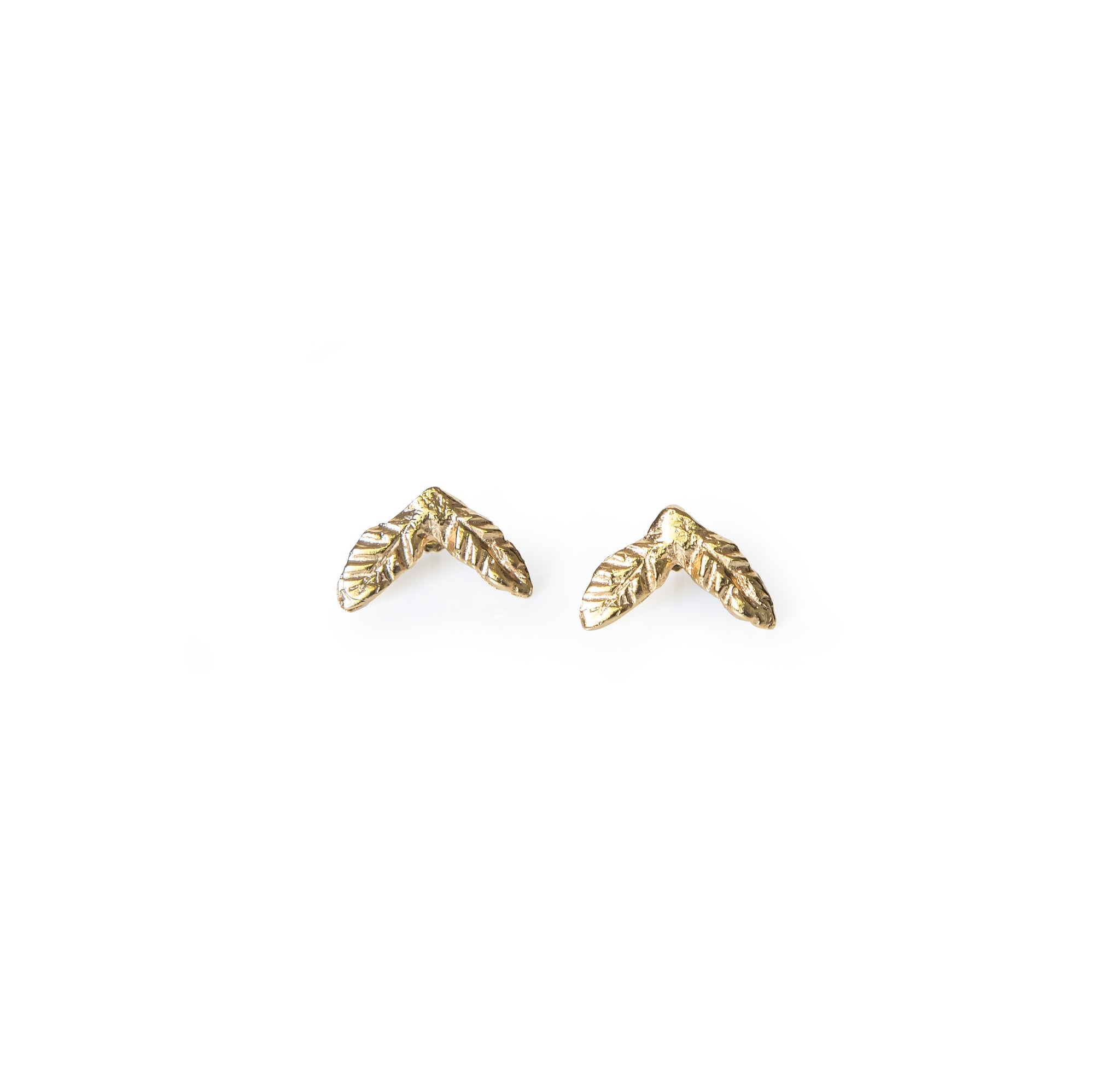 Gold Palmerita Earrings