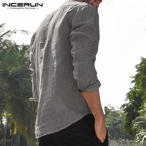 Casual Long Sleeve Shirt for $28.77
