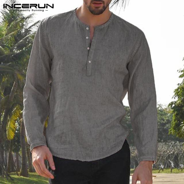 Casual Long Sleeve Shirt - CoSStO