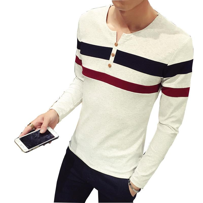 Casual Long Sleeve T-shirt - CoSStO