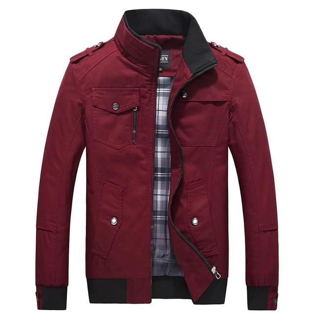 Casual Men's Spring Jacket for $56.00