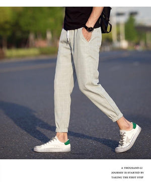 Casual Plaid Pants for $36.84