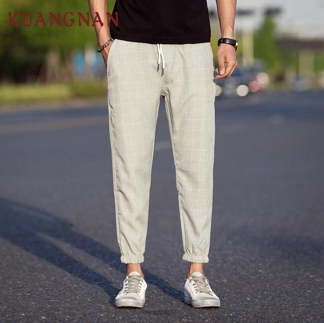 Casual Plaid Pants for $27.99