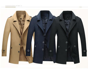 Classic Men's Jacket for $146.97