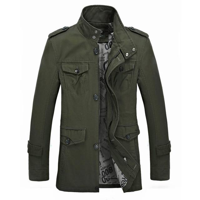 Classic Men's Jacket - CoSStO