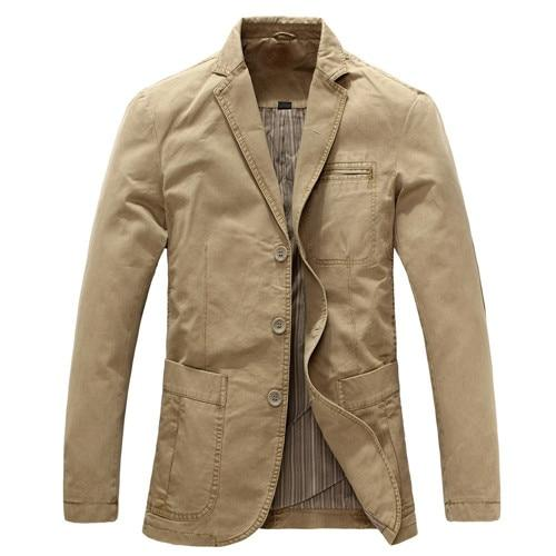Men's Classic Blazer - Mens Apparel - COSSTO