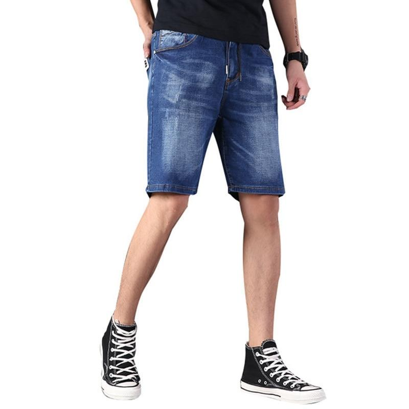 Men's denim shorts for $55.08