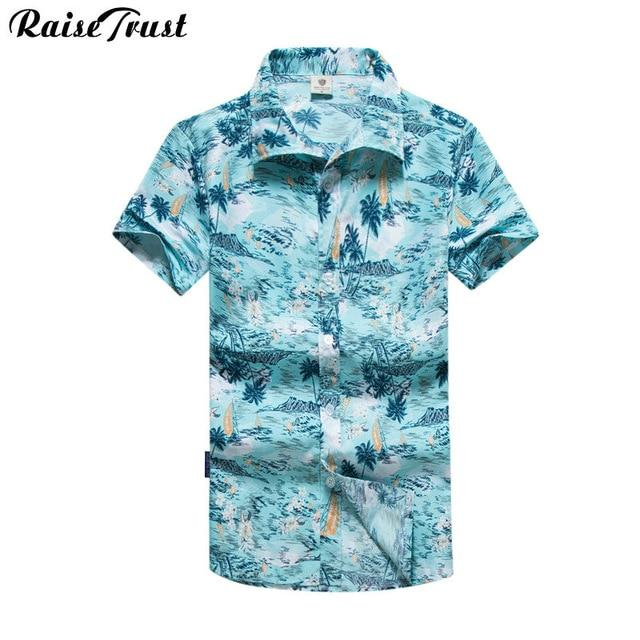 Mens Hawaiian Shirt - Mens Apparel - COSSTO