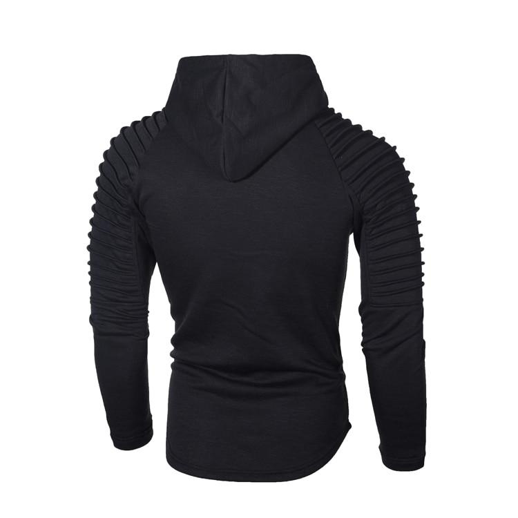 Mens Hooded Slim Sweatshirt for $41.63