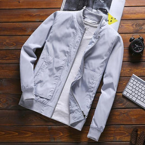 Men's Pattern Spring Autumn Jacket - Mens Apparel - COSSTO