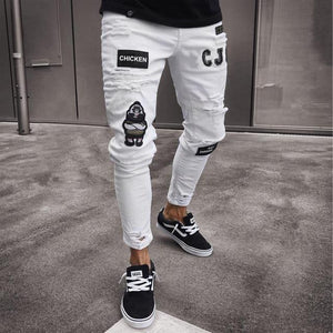 Men's Skinny Jeans - Mens Apparel - COSSTO