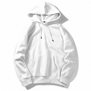 Men's Solid color Hoodie for $44.53