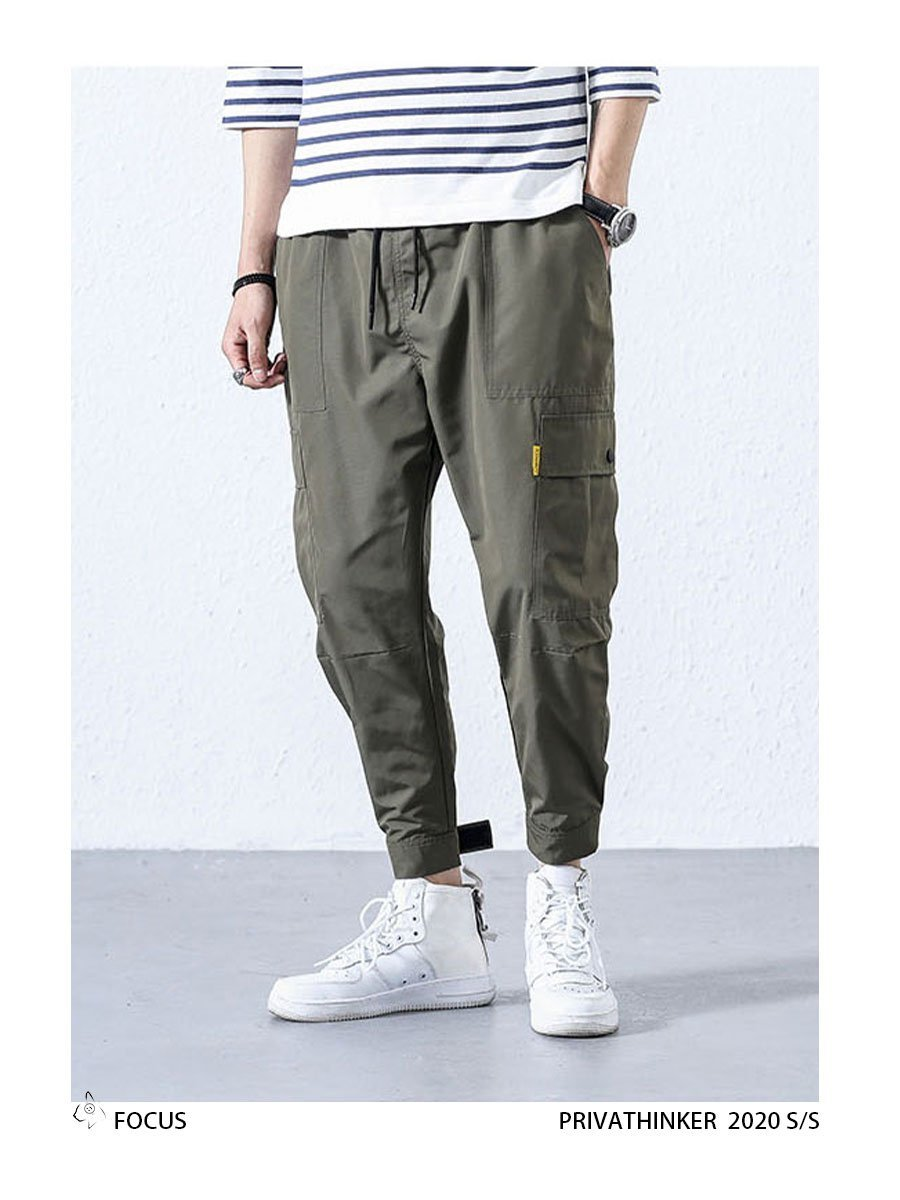 Men's Street Casual Pants for $48.84