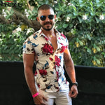 Mens Summer Beach Shirt for $40.17
