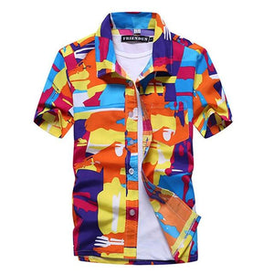 Mens Summer Beach Shirt for $35.25