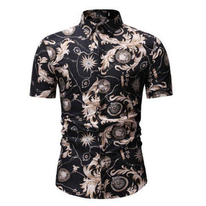 Mens Summer Shirt - Mens Apparel - COSSTO