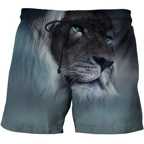 Printed Beach Shorts - CoSStO