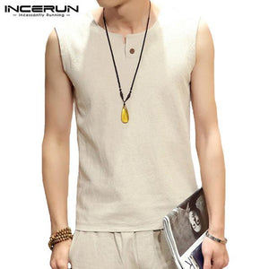 Sleeveless Casual Tank Top for $34.26