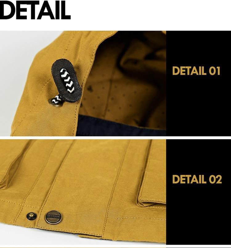 Spring and Autumn Men's Jacket - CoSStO