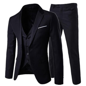 Suit (Jacket + Pants + Vest) for $96.23