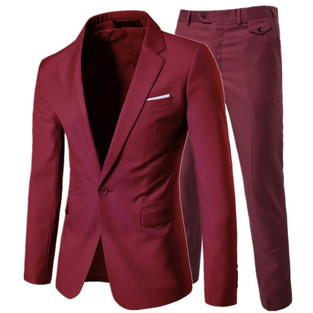 Suit (Jacket + Pants + Vest) for $68.73