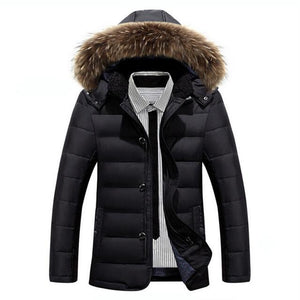 Winter Men's Jacket - CoSStO