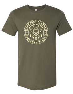 Military Green Tee - COMING SOON!