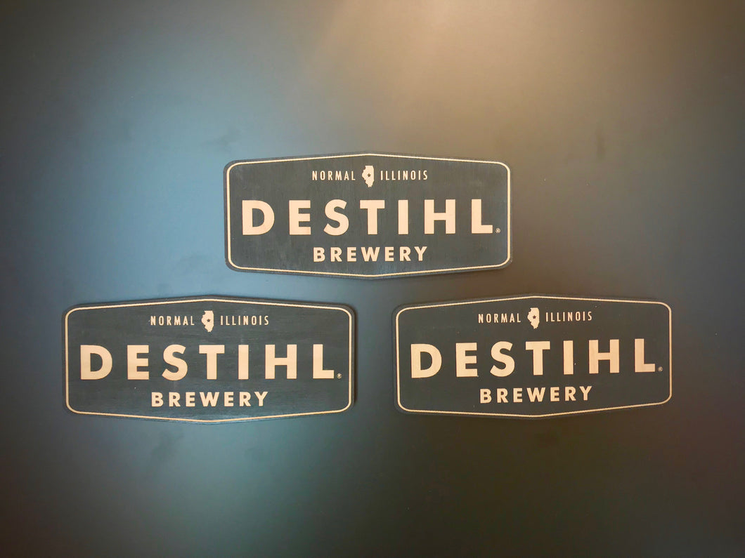 Brewery Magnet