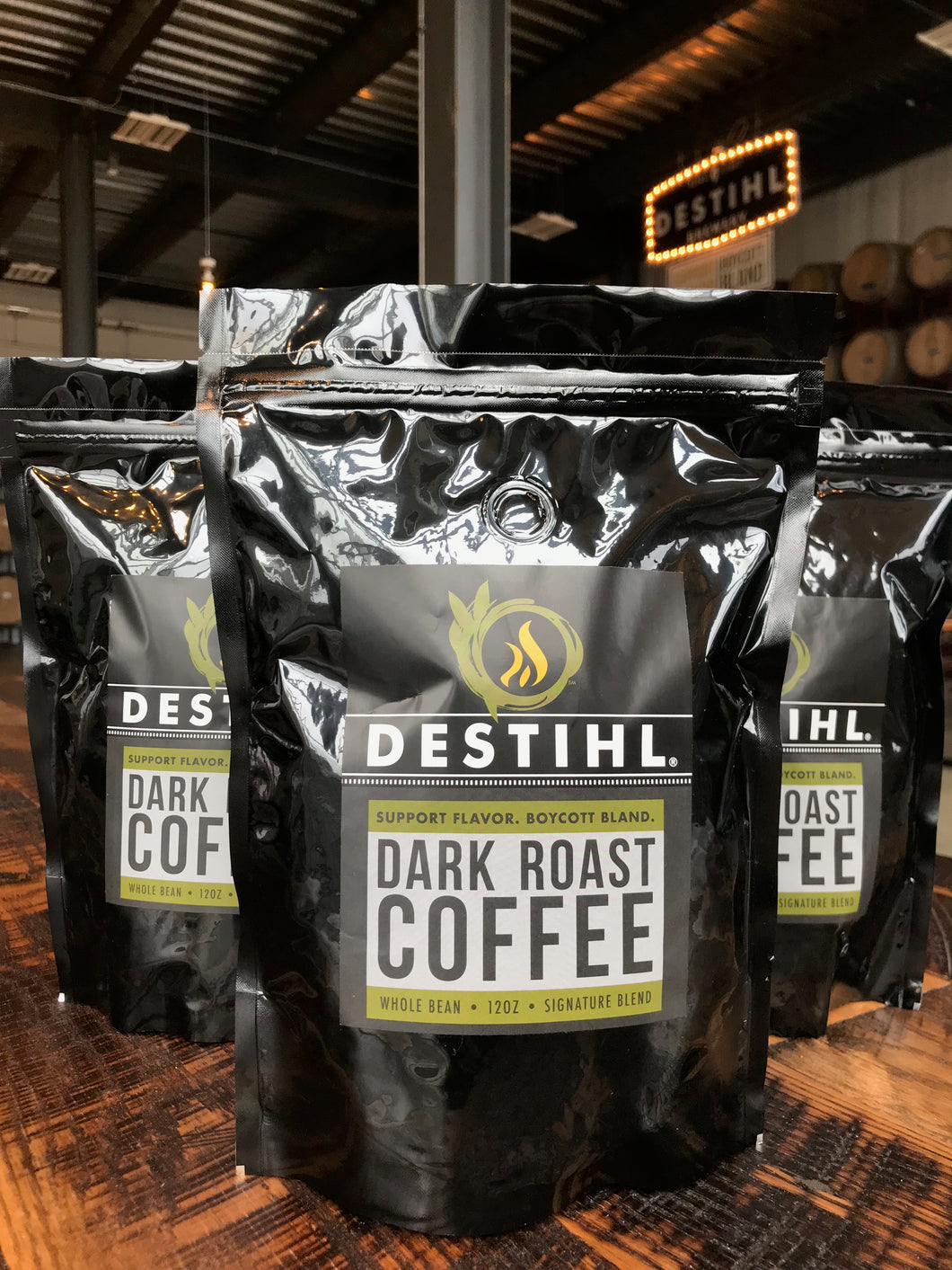 DESTIHL® Dark Roast Coffee