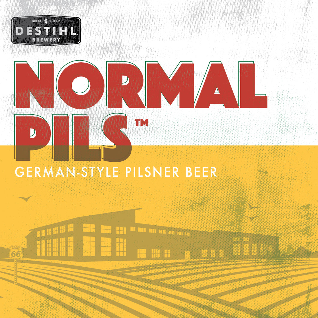 Normal Pils™ Sticker