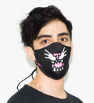 Burn Akat Mask