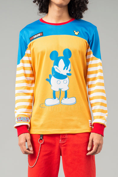 Jersey Race Yellow Mickey // Edición Especial