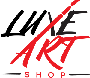 Luxe Art Shop, custom hand paintings