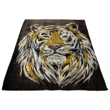 Load image into Gallery viewer, Tiger Blanket