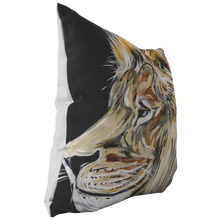 Load image into Gallery viewer, Watching over the pride pillow