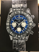 Load image into Gallery viewer, breitling watch painting wall art