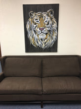 Load image into Gallery viewer, Eye of the Tiger Original Painting