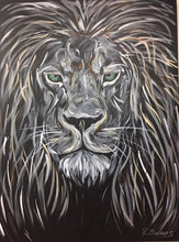 Load image into Gallery viewer, Lion, The Leader Original Painting