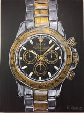 Load image into Gallery viewer, Rolex Daytona Two Tone Original Painting
