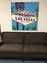 Load image into Gallery viewer, Fabulous Las Vegas Sign Original Painting