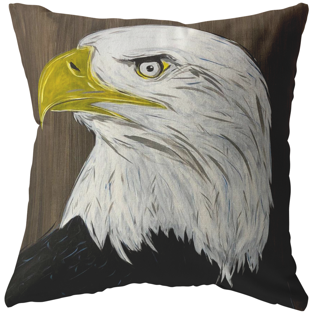 Eagle Pillow